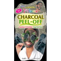 Peel off Charbon du bois