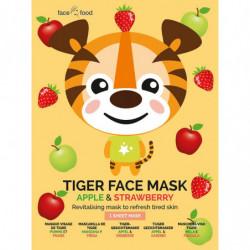 Masque visage tissu TIGRE...