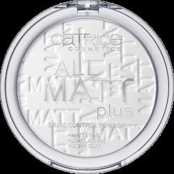 Poudre Catrice All Matt...