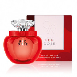 Parfum Red Dose Golden Rose