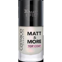 TOP COAT  MATT & MORE CATRICE