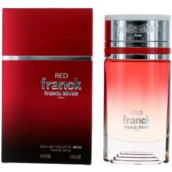Parfum Red homme Frank Olivier