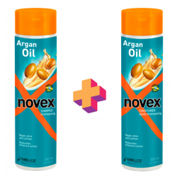 Shampoing Au huile d'argan...