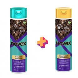 Shampoing My curls Novex +...
