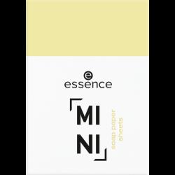 essence MINI soap paper...